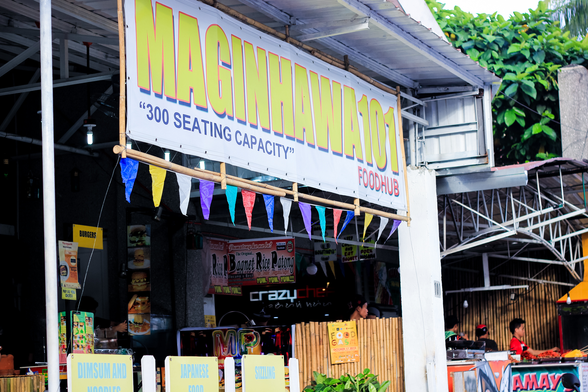 Food Fiesta at Maginhawa 101