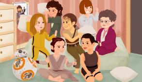Illustration by Ria H. Arante
