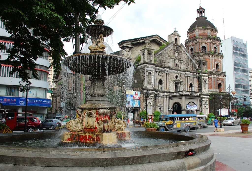 Photo by http://hizonscatering.com/binondo-church/